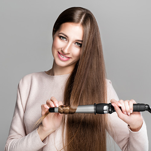 Curling Irons & Straighteners