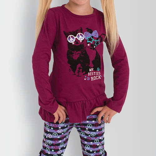 Girl's Outfits & Sets